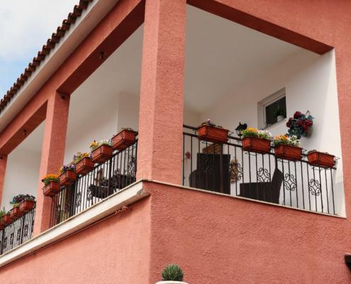 Domu Severino ~ esterna terrazzino